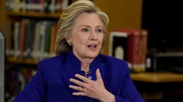 Hillary Clinton est candidate à l'investiture démocrate pour l'élection présidentielle de 2016.