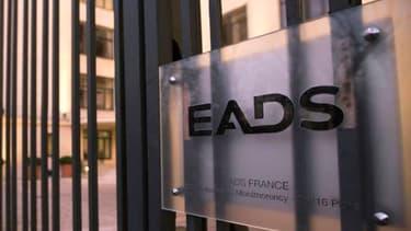 EADS est sous tension avec ses syndicats.