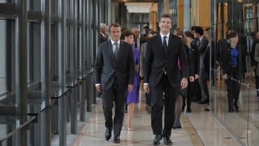 Les deux anciens locataires de Bercy n'ont jamais caché leurs différends avec le Premier ministre.
