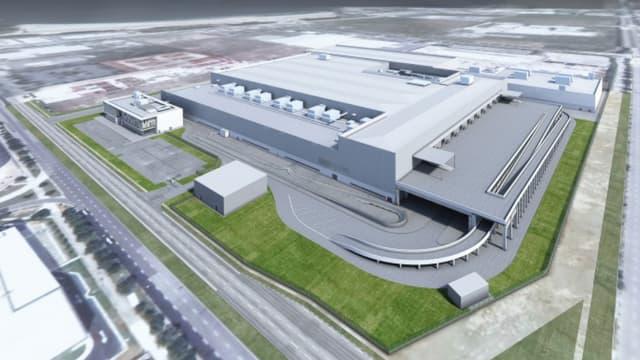 L'usine de Singapour sera achevée en 2020.