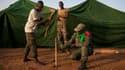 Soldats maliens à Gao. Les forces françaises intervenant dans le nord du Mali ont tué Abdelhamid Abou Zeïd, l'un des chefs les plus craints d'Al Qaïda au Maghreb islamique (Aqmi).