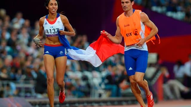 Assia El Hannouni et Gauthier Simounet
