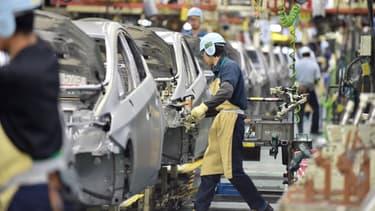 Toyota aurait vendu 10,20 millions de véhicules dans le monde.