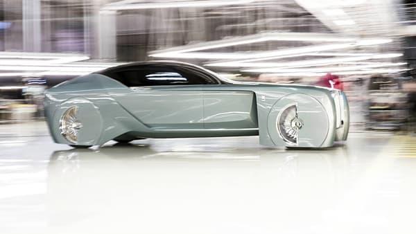 le patron de Rolls-Royce ne mise pas sur la technologie hybride rechargeable.
