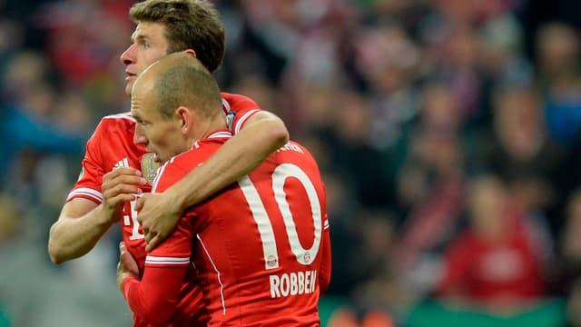 Müller et Robben