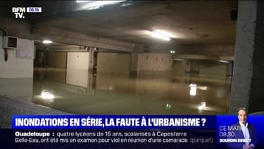 L'urbanisation est-elle responsable des inondations à répétition dans le sud-est de la France?