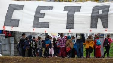 Le Ceta a été ratifié par le Parlement européen.