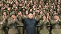 Photo non datée de Kim Jong-Un, diffusée le 24 avril dernier par la Corée du Nord.