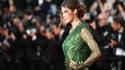 Iris Mittenaere à Cannes en mai 2017