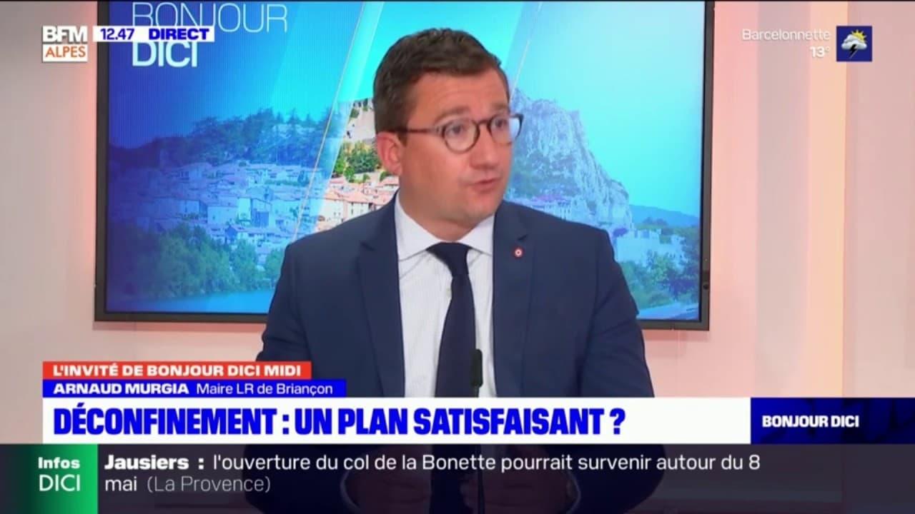"""Briançon: le maire Arnaud Murgia annonce la gratuité """"du doublement"""" des terrasses sur la voie publique pour les commerçants"""