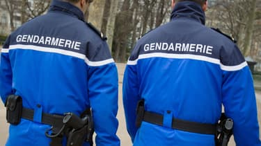 Des gendarmes - Image d'illustration