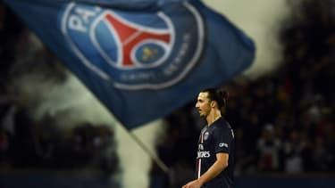 Zlatan Ibrahimovic va quitter le PSG, quatre ans après son arrivée.