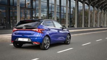 Hyundai i20 Nouvelle Génération, un concentré de technologies