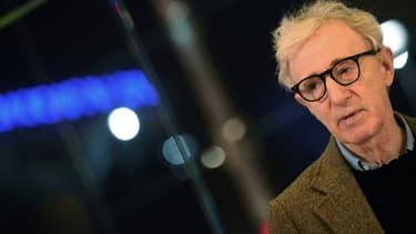Woody Allen en avril 2012, à Rome.