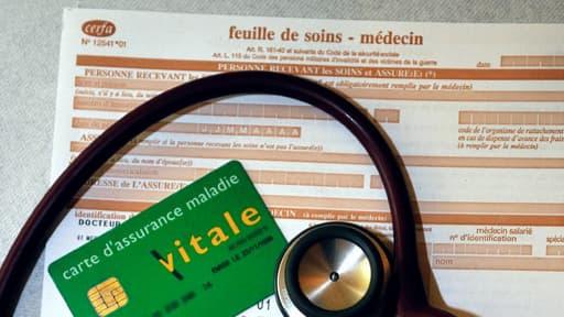 33% des Français ont renoncé à se soigner l'année dernière faute d'argent, ils n'étaient que 4% en Grande-Bretagne