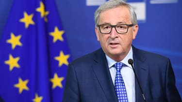 Jean-Claude Juncker, le président de la Commission européenne