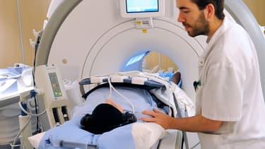 IRM à Lille. (Photo d'illustration)