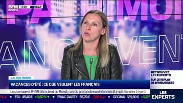 Séverine Amate (SeLoger) : Ce que veulent les Français pour les vacances d'été - 25/05