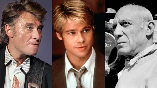 Johnny Hallyday, Pablo Picasso et Brad Pitt sont cités par les candidats à la présidentielles, interrogés par le JDD sur leurs goûts culturels.