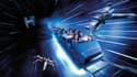"""Un aperçu de la nouvelle attraction """"Star Wars Hyperspace Mountain"""""""