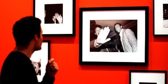 """L'exposition """"Paparazzi"""" ouvre ce mercredi au Centre Pompidou-Metz."""
