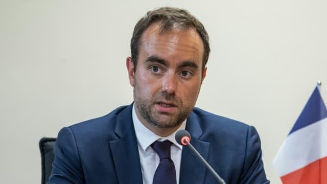 Sébastien Lecornu en août 2020 (photo d'illustration)