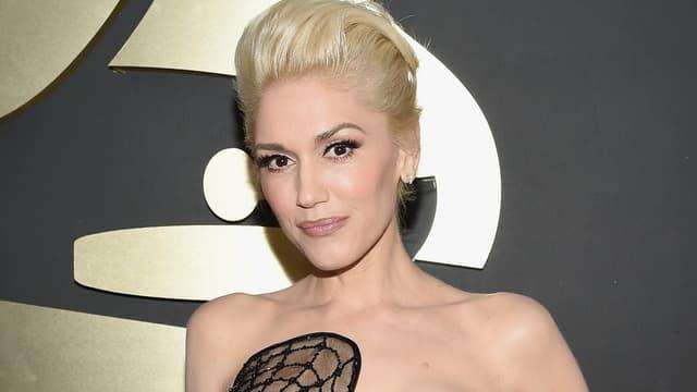 Gwen Stefani, le 8 février 2015