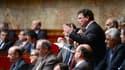 Philippe Gosselin (UMP), ici lors du débat sur le Mariage pour Tous, en 2013.