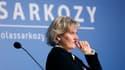 Nadine Morano le 20 février 2013 lors d'une réunion des amis de Nicolas Sarkozy.