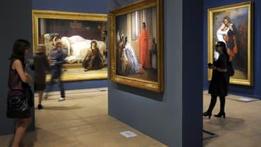 Redevenue n°1 du marché mondial des enchères d'art, la Chine a réalisé pour 4,8 milliards de dollars de transactions. (image d'illustration)