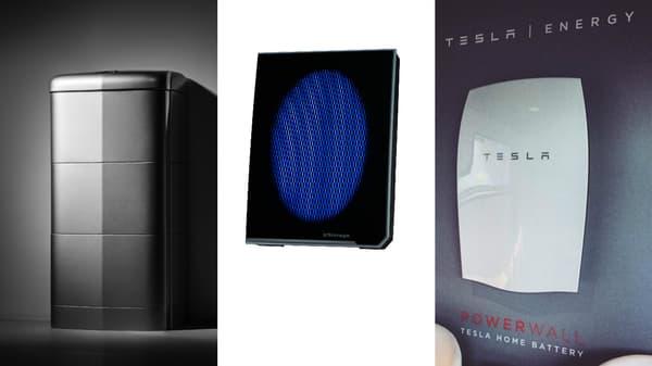 Les batteries domestiques Mercedes, Nissan et Tesla