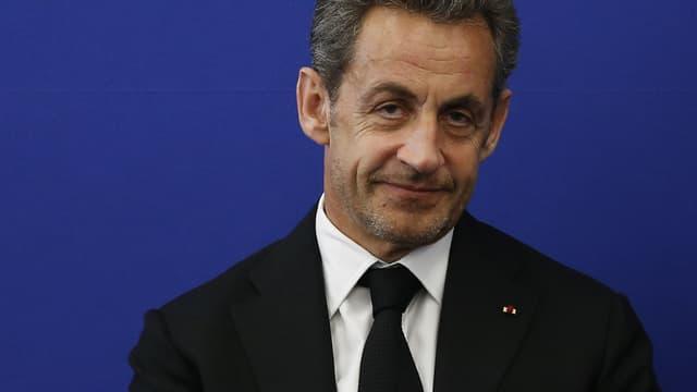 """Le directeur de campagne de Nicolas Sarkozy estime que c'est déjà une """"très beau score"""" de voir son retour plébiscité par près de 40% des Français."""