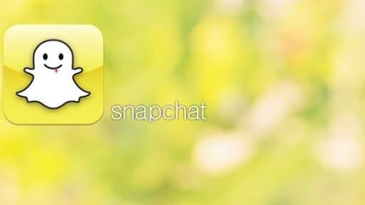 Snapchat permet d'échanger des photos éphémères.
