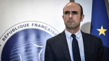 Nicolas Lerner succède à Laurent Nuñez, désormais secrétaire d'Etat.