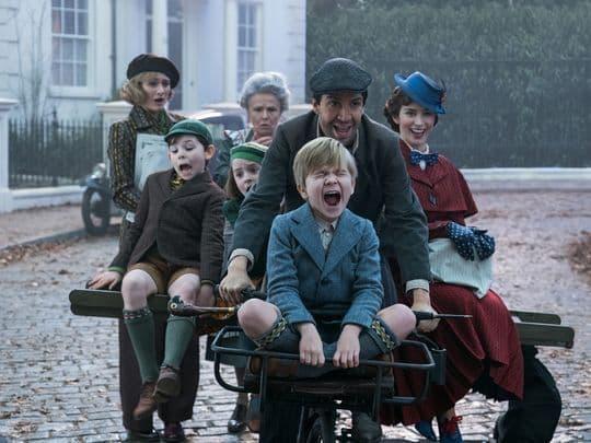 """""""Le retour de Mary Poppins"""" sortira sur les écrans le 19 décembre 2018"""