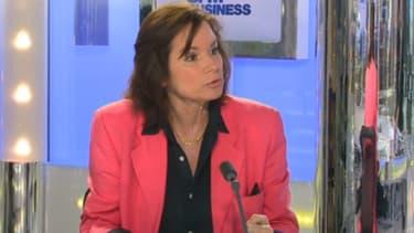 Sylvie Pierre Brossolette a tenu a rappeler que le projet de loi n'a pas encore adopté par le Parlement.