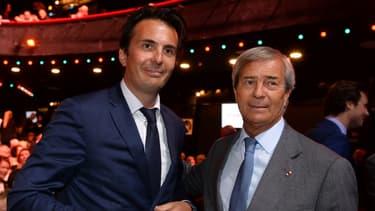 Yannick Bolloré, actuellement dirigeant de Havas, va prendre de plus en plus de responsabilités chez Vivendi, a annoncé son père Vincent.