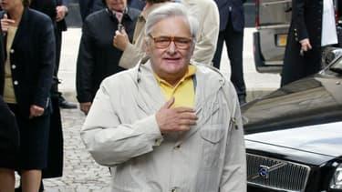 Roger Carel en juillet 2002