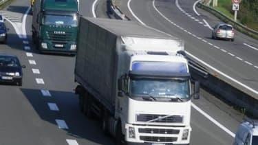 Les transporteurs sont opposés à la mise en place de l'écotaxe en octobre.