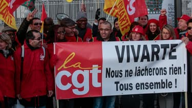 Vivarte: deux PSE et des cessions d'enseignes prévus.