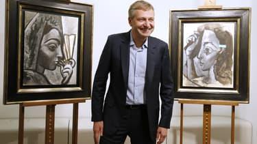 Dmitri Rybolovlev est un grand amateur d'art.
