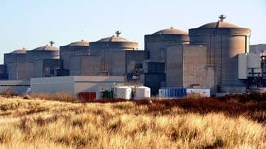La centrale EDF à Gravelines.