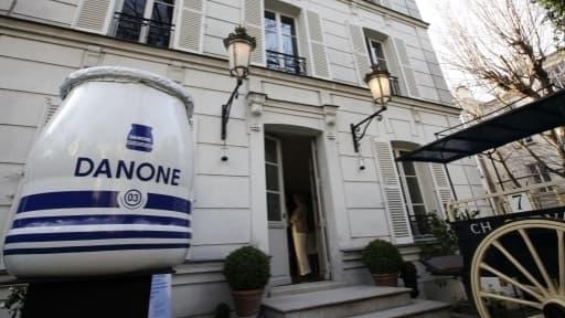 Danone a perdu 280 millions d'euros à cause de cette fausse alerte au botulisme.