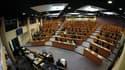 l'Hémicylcle du Conseil régional d'Ile-de-France