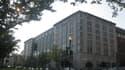 Le bâtiment Elliott School de l'université George Washington.
