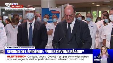 L'interdiction des événements de plus de 5000 personnes prolongée jusqu'au 30 octobre, selon Jean Castex