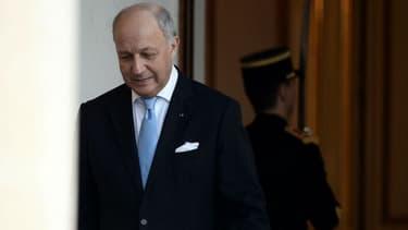 Le président du Conseil constitutionnel et ancien ministre Laurent Fabius, le 10 février 2016. (Photo d'illustration)