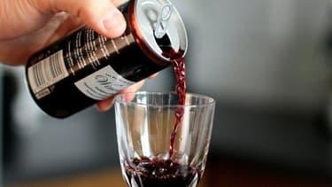 Selon Winestar, le conditionnement en cannette n'altère pas la qualité du vin.