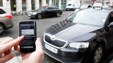 Après les taxis, c'est au tour des plateformes de VTC de réclamer l'intervention de l'Etat.
