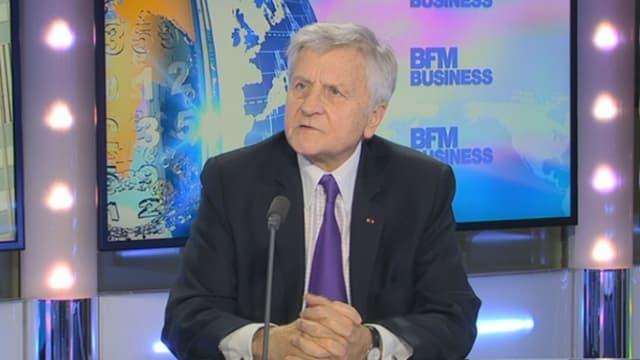 Jean-Claude Trichet estime que la BCE ne peut pas tout régler à elle seule